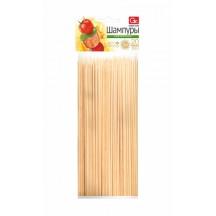 Шампуры деревянные GRIFON, 200 мм в упаковке, 100 шт. /100/1
