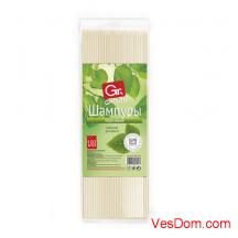 Шампуры деревянные GRIFON, 250 мм в упаковке, 100 шт.