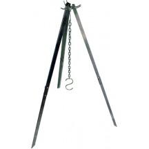 Набор костровой GRIFON (тренога,цепь,подвес), с чехлом, нерж.сталь /10/1