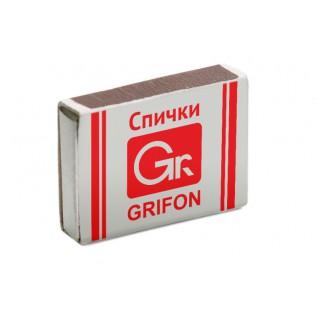 Спички бытовые GRIFON, 10 коробков в упаковке /100/1