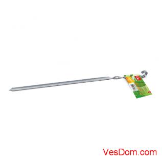 Шампур походный GRIFON Light угловой 45 см, нерж. сталь 0,5 мм /50/1