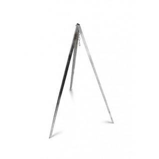Набор костровой GRIFON Light (тренога,цепь,подвес) с чехлом, сталь /10/1