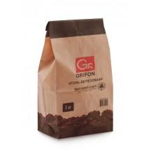Уголь березовый GRIFON 3,0 кг крафт-пакет /1