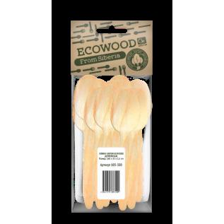 Ложки деревянные GRIFON Ecowood, 160 мм, 10 шт. в упак