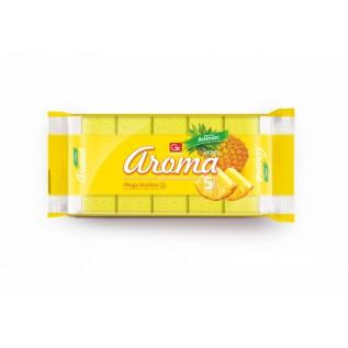 Губка из поролона GRIFON АРОМА ананас 5шт в упаковке/36