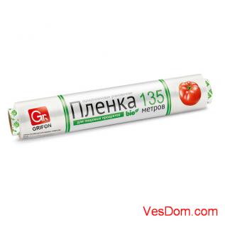 Пленка пищевая п/э GRIFON Bio 290 мм x 135 м /8/1