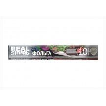 Фольга алюминиевая REAL SIBIRЬ Гриль 29 см х 10м, арт 500-021
