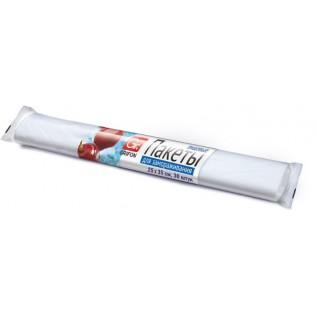 Пакеты для замораживания GRIFON 3 л (25 x 35см, 18мкм), 30 шт. в рул /110/1