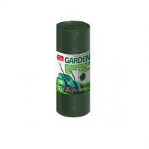 Пакеты д/мусора GRIFON PROFF GARDEN, двухслойные, 240л, 10шт. в рул./6/1