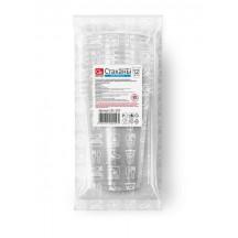 Набор стаканов одноразовых GRIFON, 200 мл, 12 шт. в п/п упаковке