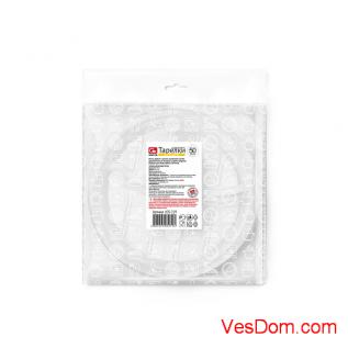 Набор тарелок GRIFON, ф 202 мм, 50 шт. в п/э упаковке