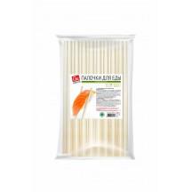 Палочки для еды GRIFON, 21 см, в инд. п/э упаковке, 100 шт./25/1