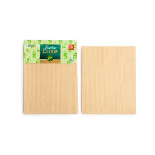 Салфетки для кухни из бамбука GRIFON, 3 штуки, размер 30х38 см, 50/1