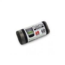 Пакеты д/мусора GRIFON Bio 60л (58х68см,11мкм), 50 шт./рул./15/1