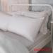 Набор постельного белья Белый жемчуг (100% бамбук) KING SIZE жаккард